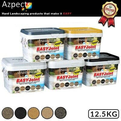 EasyJoint | Jointing Compound | Patio Pointing | Paving Mortar | Grout | 12.5Kg