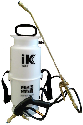 iK Pressure Sprayer for Carpet and Upholstery Cleaning - 9 Litre