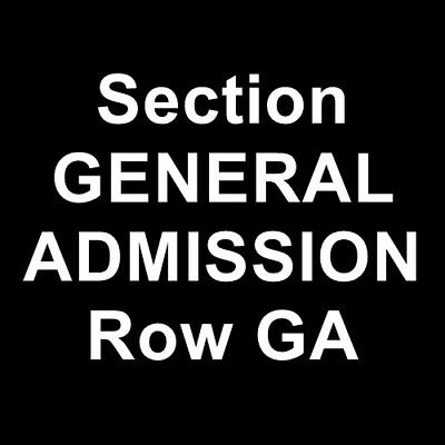 2 Tickets ACC Mens Basketball Tournament: Opening Round Games 1 & 2 3/12/19