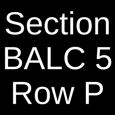4 Tickets Dane Cook 10/4/19 State Theatre - MN Minneapolis, MN