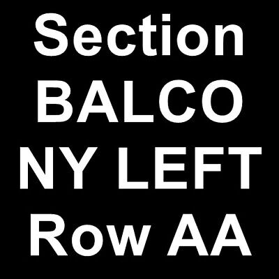 3 Tickets The Lion King 8/8/19 KeyBank State Theatre Cleveland, OH