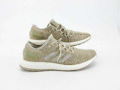 ADIDAS PURE BOOST Clima Men Brown Athletic Running Shoes
