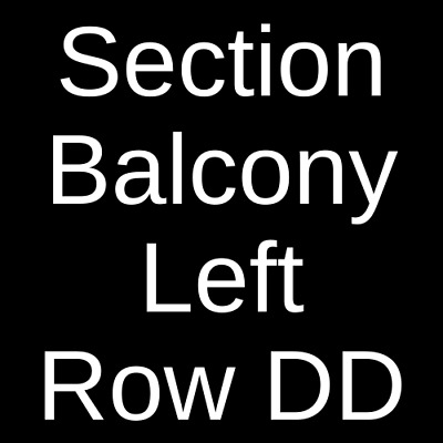 3 Tickets The Lion King 8/10/19 KeyBank State Theatre Cleveland, OH