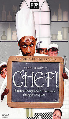 Chef: Complete Collection (DVD, 2005, 3-Disc Set)
