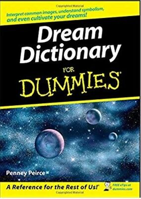 DREAM DICTIONARY FOR Dummies by Penney Peirce - $3 99 | PicClick