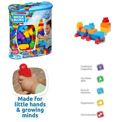 80 pieces Building Blocks Toys Kids Gift  NEW Children Educational Baby With Bag