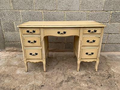Beautiful Antique French Dressing Table, Vintage