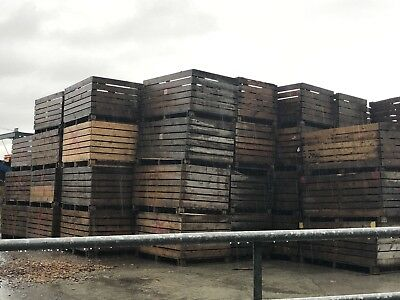 Log Firewood Drying Stillage Potatoe Box Cage Fire Wood Biomass
