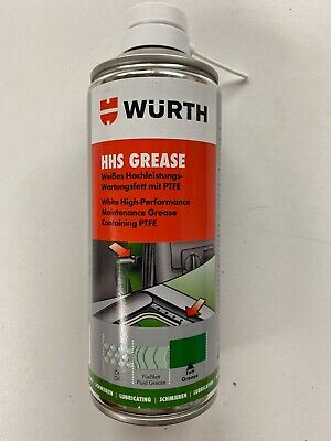 *****1 X 400ml WÜRTH ADHESIVE LUBRICANT HHS GREASE*****