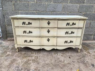 Beautiful Antique French Chest Of Drawers, Vintage
