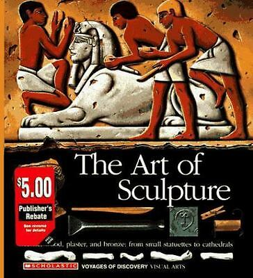 Art of Sculpture : Stone, Wood, Plaster, and Bronze: from Small Statue-ExLibrary