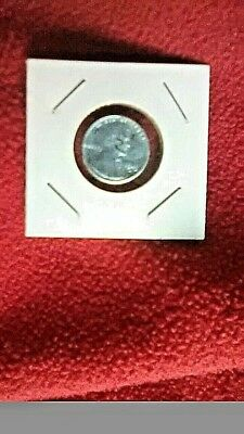 1943 S Lincoln Wheat Cent (BU) Steel Penny Brilliant Uncirculated US Coin