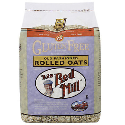 Bobs Red Mill Gluten Free Rolled Oats - 32 Ounces Powder