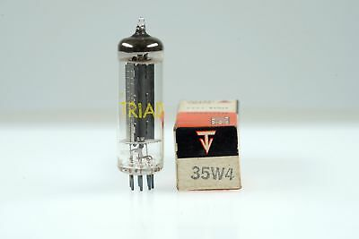 Vintage Triad 35W4 / HY90 Half Wave Rectifier Mini 7 Pin Tube Valve - BangyBang