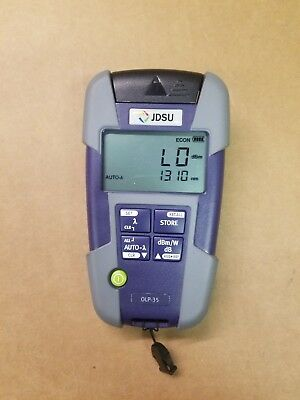 JDSU OLP-35 Smartpocket Optical Power Meter 2302/12 OLP 35