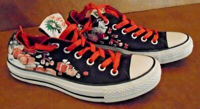 """674cb4737ac7 Dr. Seuss x Converse Chuck Taylor """"How The Grinch Stole Christmas"""" Womens  Size"""