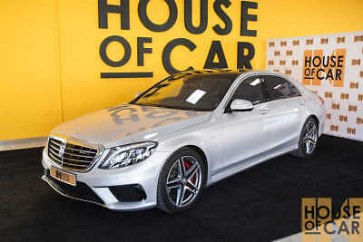 Mercedes Clase S 63 AMG 5.5