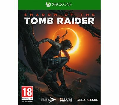 NEW Shadow of the Tomb Raider Xbox One GLOBAL DIGITAL KEY INSTANT DELIVERY