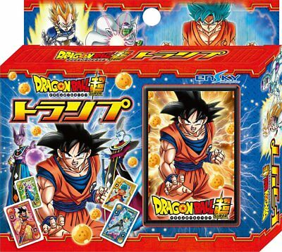 UNO Dragon Ball Super Card Game  Trump Japanese Anime from Japan F//S