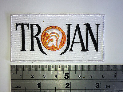Trojan Patch - Embroidered - Iron or Sew On