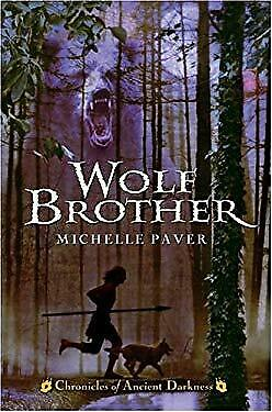 Wolf Brother by Paver, Michelle