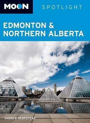 Moon Spotlight Edmonton and Northern Alberta by Hempstead, Andrew-ExLibrary