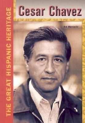 Cesar Chavez by Marcovitz, Hal-ExLibrary