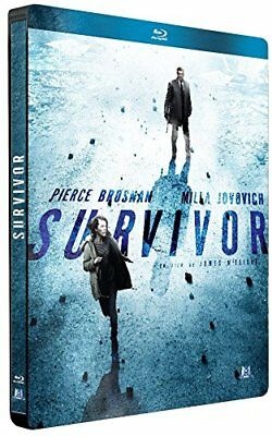 Survivor Steelbook   Blu Ray  Neuf Sous Cellophane