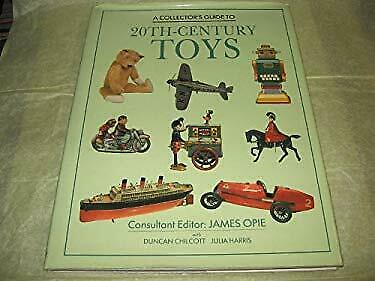 Collector's Guide to Twentieth Century Toys by King, Constance Eileen