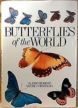 Butterflies of the World by Sbordoni, Valerio-ExLibrary