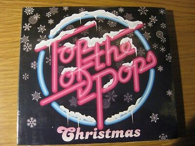 Top Of The Pops Christmas - New & Sealed - 2 Cd Set