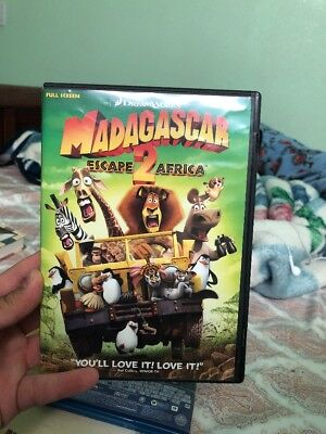 Madagascar: Escape 2 Africa (Widescreen Edition) NEW!