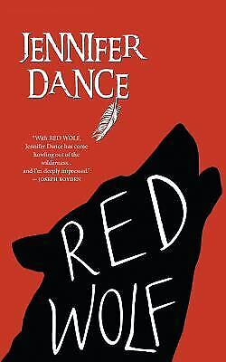 Red Wolf by DANCE J-ExLibrary