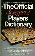 Official Scrabble Players Dictionary by Merriam, G. C.