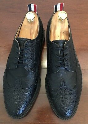 bb03f9bc08 THOM BROWNE Classic LONGWING Brogue Lace-ups US 8 /UK 7 England /Fits