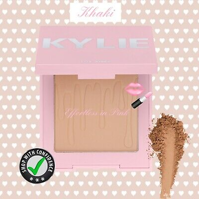 KYLIE Cosmetics KHAKI Matte BRONZER SOLD OUT 100% Authentic Receipt NIB In Hand