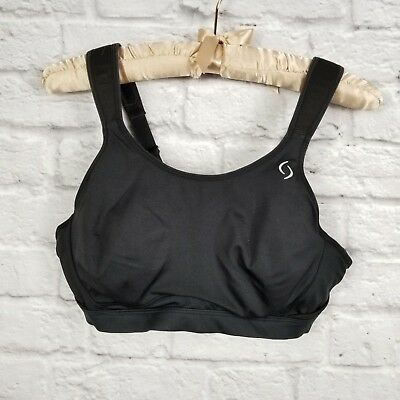 fcd171f3c6 MOVING COMFORT BROOKS Women s MAIA Sports Bra Black Size 36D ...