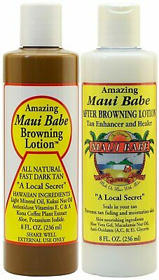 Maui Babe Before and After Sun Pack (Browning - After Browning) - FREE SHIPPING!