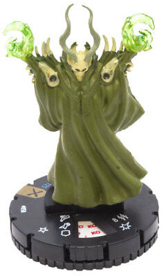 Loki - (058) Marvel HeroClix M/NM with Card Earth X