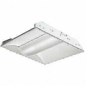 "Lithonia Lighting 2PM3N 3/"" Paramax Recessed Troffer 2/' x 2/' Emergency Battery"