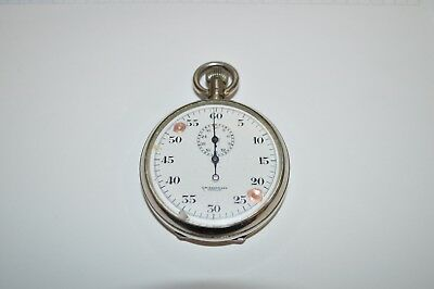 Ww Ii (1939-45) Germany John Hartmann Berlin Air Arms Stopwatch Watch Ww2 A Great Variety Of Goods