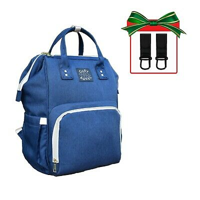 Baby Diaper Nappy Mummy Changing Backpack Multifunctional Maternity Hospital Bag