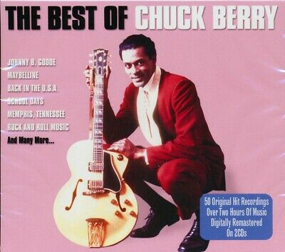 SEALED NEW CD Chuck Berry - The Best Of Check Berry