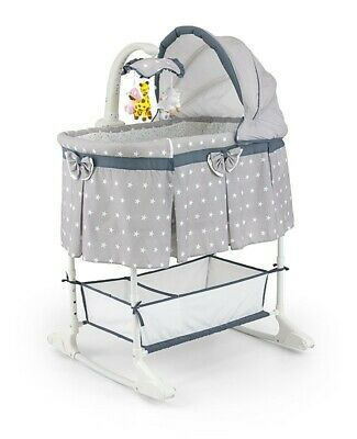 Milly Mally Cradle Sweet Melody 4in1 Remote Star