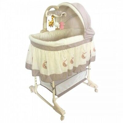 Milly Mally Cradle Sweet Melody 4in1 Remote Moon