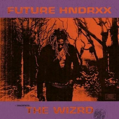"FUTURE HNDRXX - ""THE WIZRD"" (2019 Official Mixtape) New CD Album SEALED!"