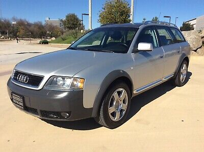 2003 Audi Allroad  2003 Audi Allroad  AWD  With Only 51k miles