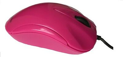 Targus USB Optical 3 Button Scroll Mouse Pink X 50