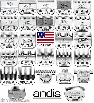 Original Andis Ultra Edge Blade Fit Most Oster , Wahl, Laube Alicates