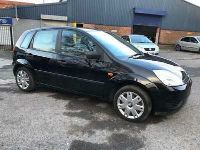 2005 55 reg Ford Fiesta 1.25 Style 5 door - One owner from new, new MOT